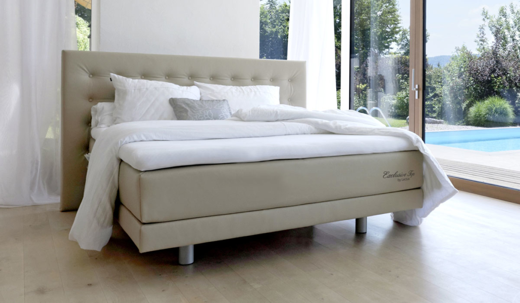 Exclusive Top BoxSpring Air Bed
