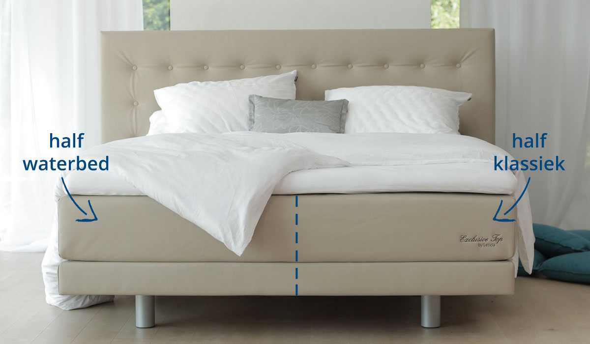 Lectus hybrid bed