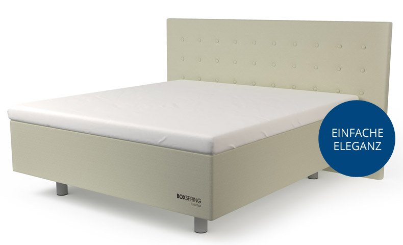 Lectus BoxSpring One